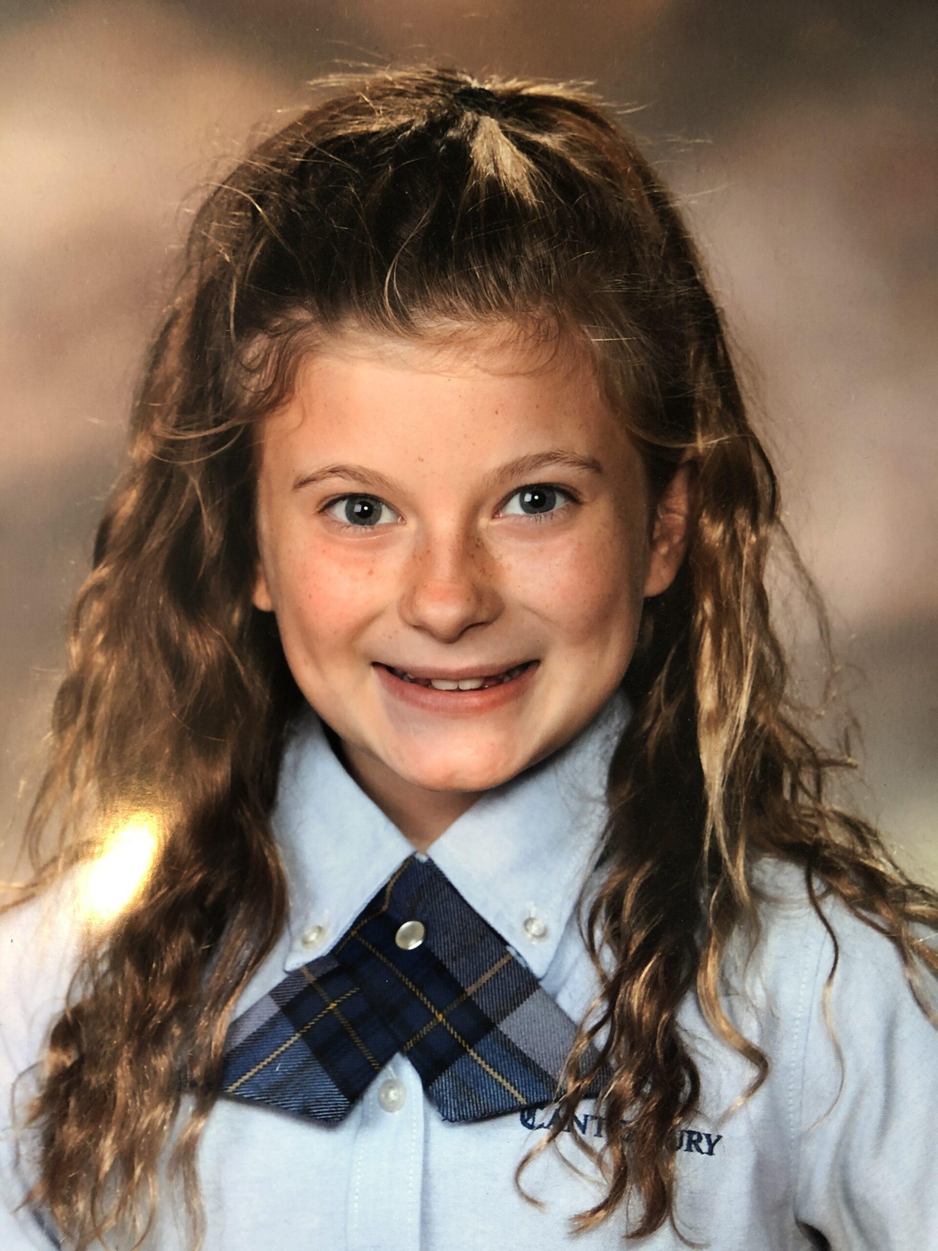 6th grade school picture